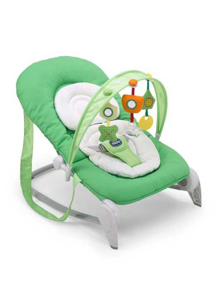 Hoopla Baby Bouncer -Summer Green