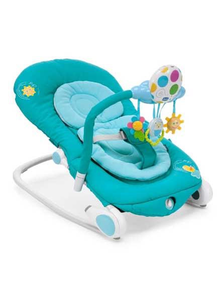 Hoopla Baby Bouncer - Turquoise